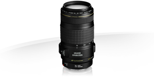 EF 70-300mm f/4-5.6 IS USM