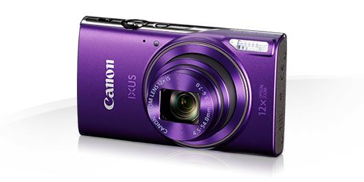 Canon IXUS 285 HS -Specifications - PowerShot and IXUS