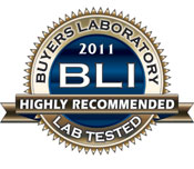BLI Seal 2011 - Highly Recommended