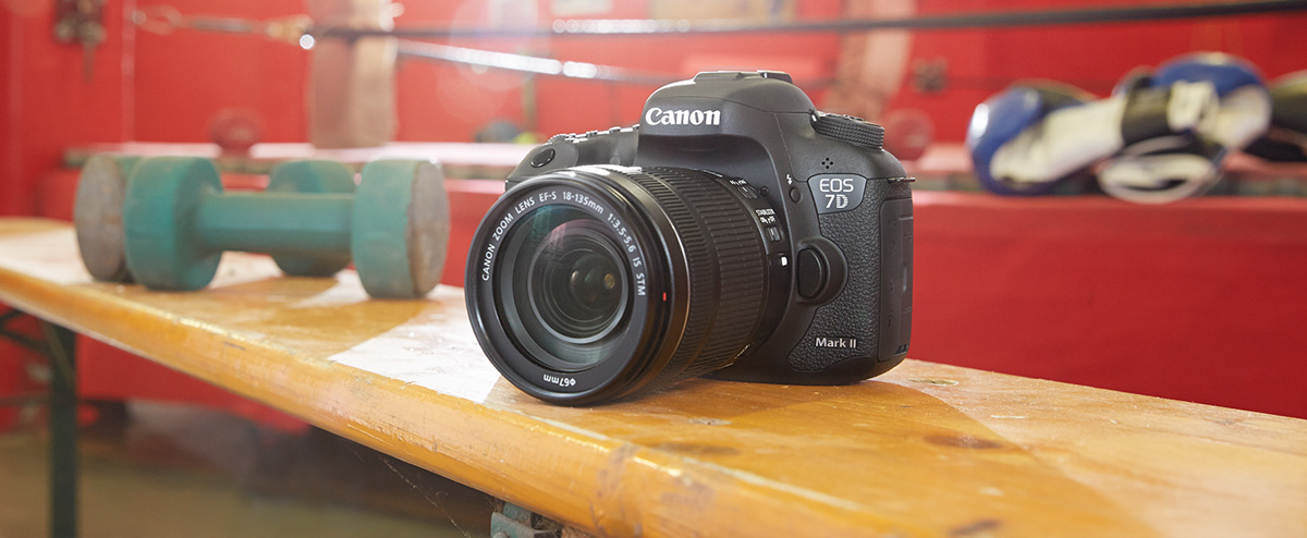 Canon EOS 7D Mark II - EOS Digital SLR and Compact System